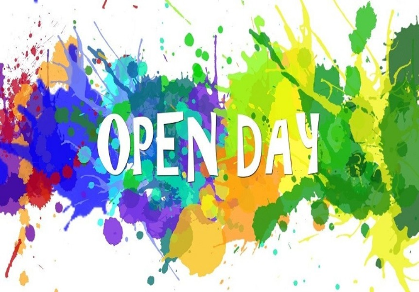 VIDEO OPEN DAY!